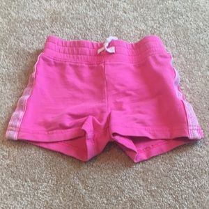 Carter's Pink Shorts 2T